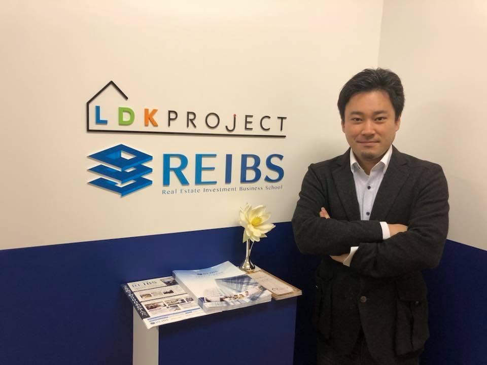 不動産オーナー経営学院REIBSの学長横山篤司ANDY