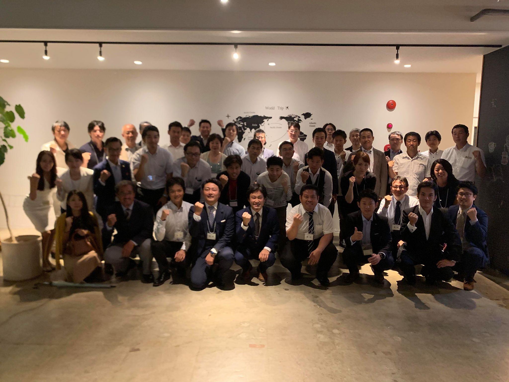 週刊ビル経営第9期卒業式、交流会を東京と名古屋で開催