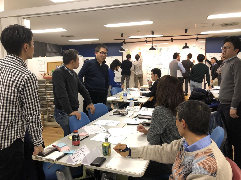 不動産オーナー経営学院の学長、代表理事の横山篤司氏も懇親会にご参加いただき、新年の抱負と理事長所信を共有いただきました。 不動産オーナー経営学院では、今後も誰もが受講できる日本で唯一の不動産学校